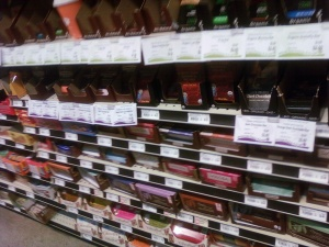 Part of the Isle devoted to Chocolate